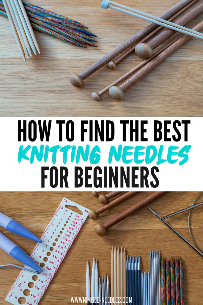 How to find the best knitting needles for beginners