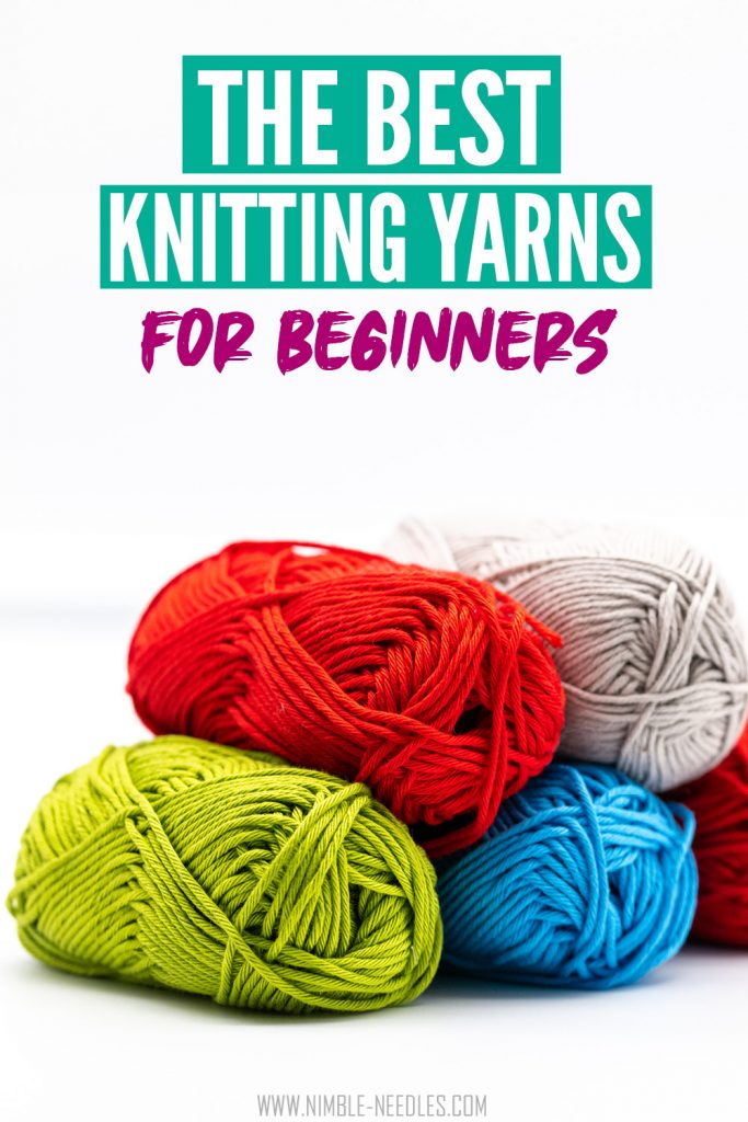the best knitting yarn for beginners