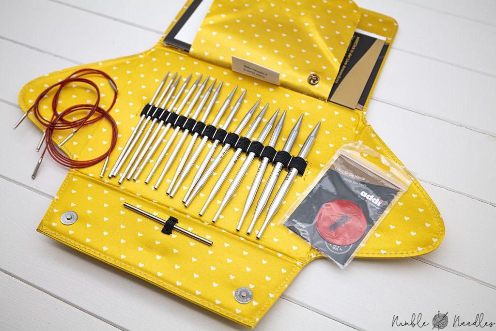 addi interchangable needle set mix