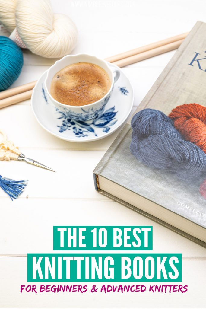 The 10 best knitting books - 2020 review
