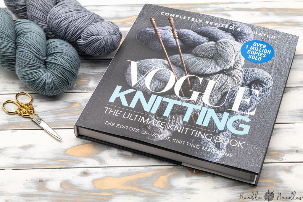 Vogue Knitting - the Ultimate Knitting book by the editors of Vogue