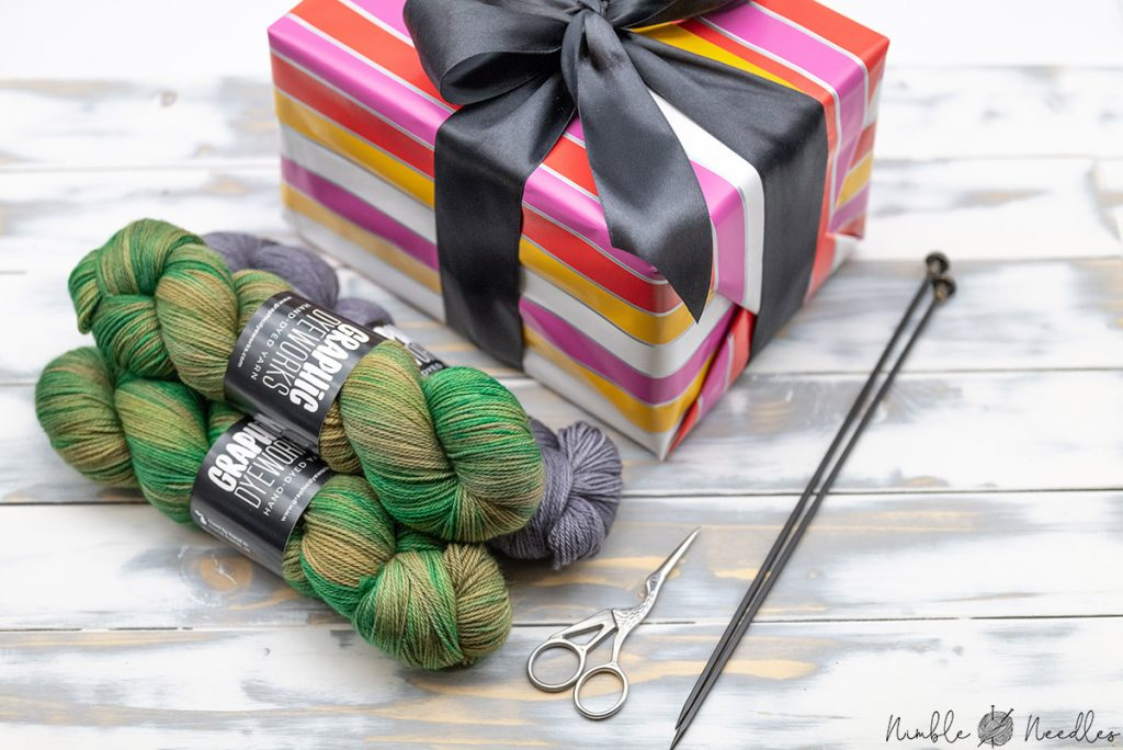 A couple of the best gifts for knitters