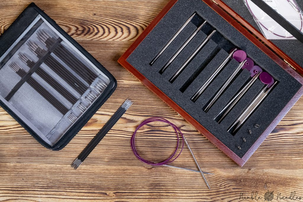 the best circular and double-pointed knitting needles for me
