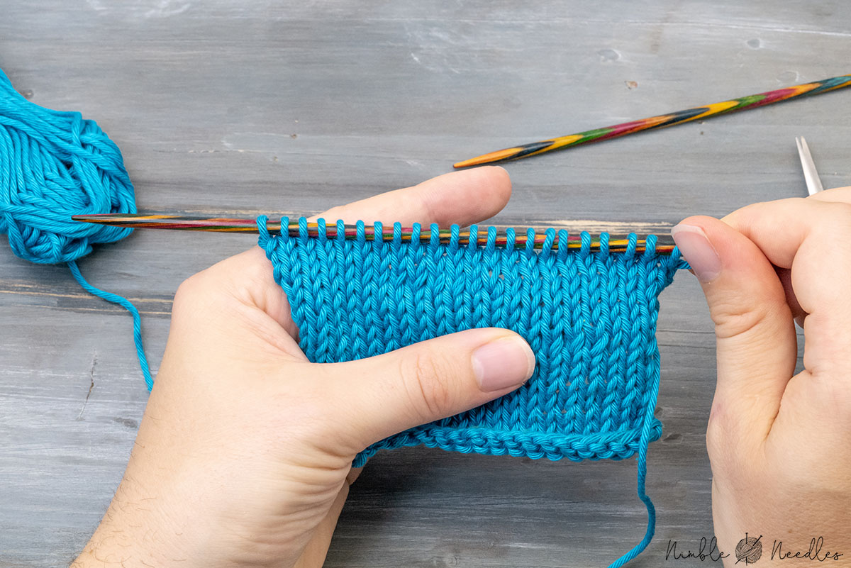 a swatch where someone added new ball with the overlap join